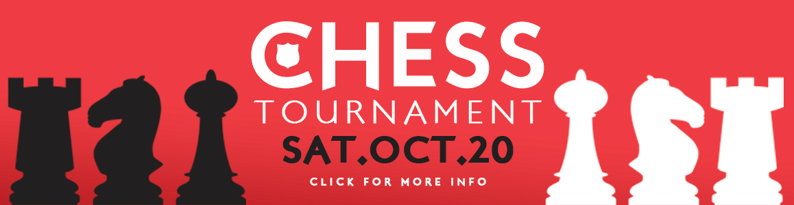 Fall Chess Tournament - October 20!