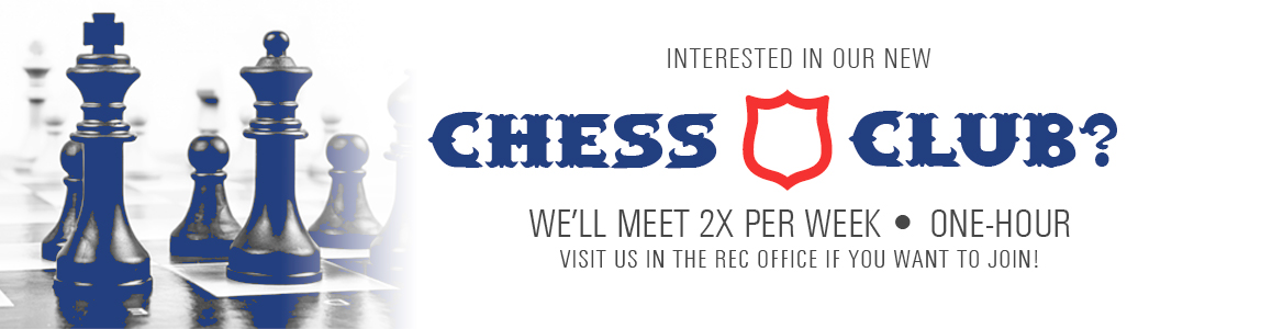 Interested in our new Kroc Chess Club?