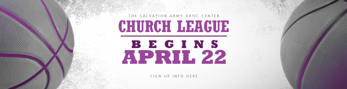 League Begins April 22nd - Saturdays at 1pm - Space is Limited!