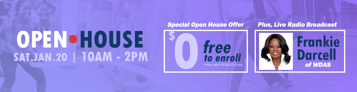 Enrollment FREE for New Memberships - Open House January 20th, 10am-2pm!