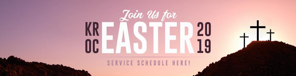 He Has Risen! - Join Us Sunday, April 21 for Easter Sunday Services
