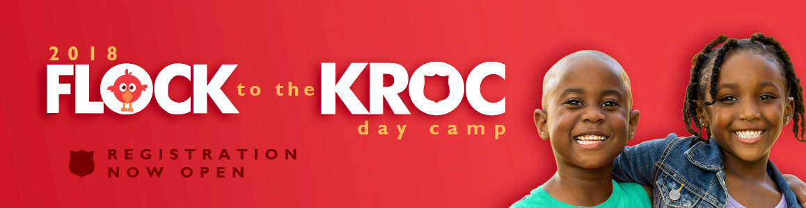 Registration Now Open for Flock to the Kroc Summer Day Camp!