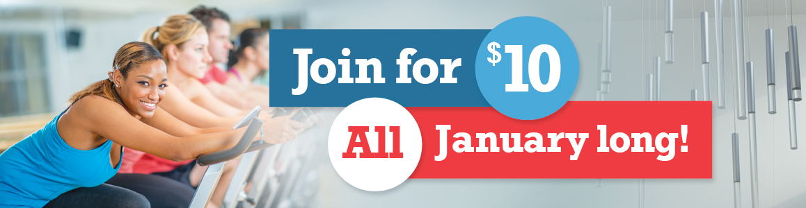 Pay Just $10 to Join in January!