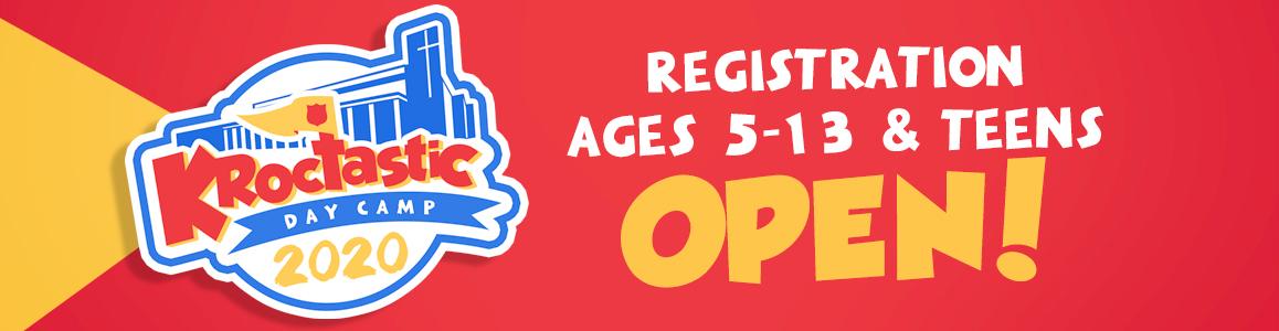 Registration for Summer Day Camp starts April 8