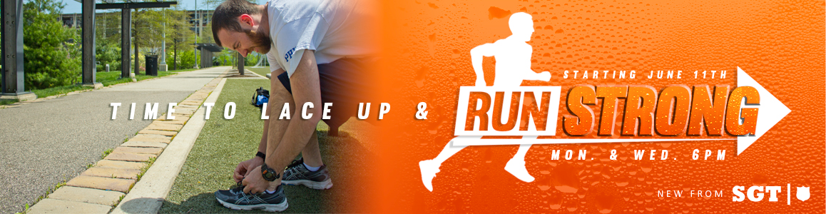 Run Strong this June 11 in the Newest Small Group Training!
