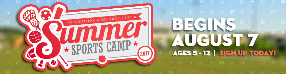 Kickoff the Summer Right!  Summer Sports Camp Begins August 7th!